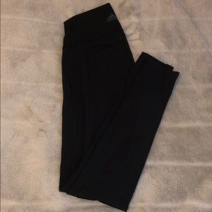 NEW adidas black leggings